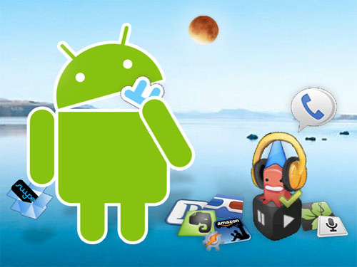 android entertainment applications