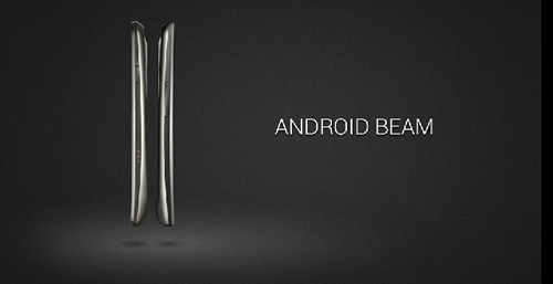 android beam1 How To Share Files Between Android Devices Using Android Beam