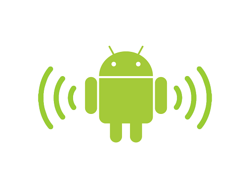 hotspot in android