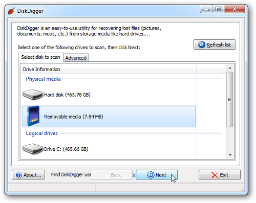 disdigger How To Recover Files That You Have Deleted Accidentally