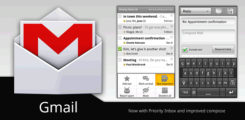 gmail android app How To Use The Advanced Feature Of Gmail In Your Android Smart Phone