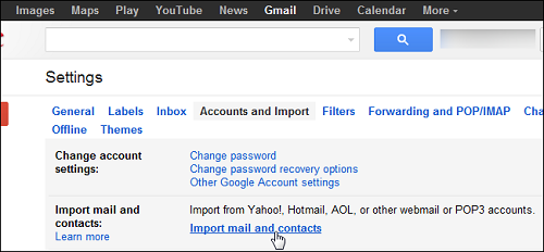 gmail settings How To Switch Email Providers While Preserving All Your Emails