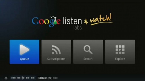 google tv 5 listen and watch How To Manage Your Podcasts With Google Listen