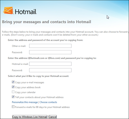 gotmail import How To Switch Email Providers While Preserving All Your Emails