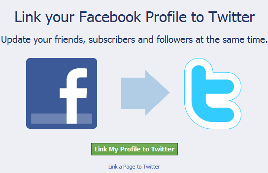 how-to-link-Facebook-to-twitter