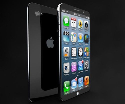 iphone6 concept131 A New Rumor about iPhone 6 which can Feature the Form Factor Overhaul