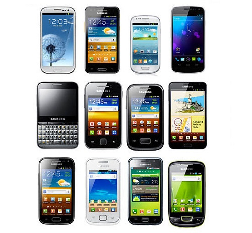 latest samsung galaxy smartphone Best Smartphones from Samsung Launched in 2011