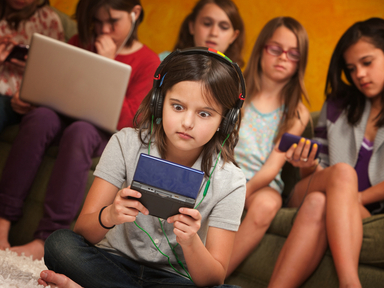 little girl playing video game Enhance Your Video Streaming Experience with these Tips