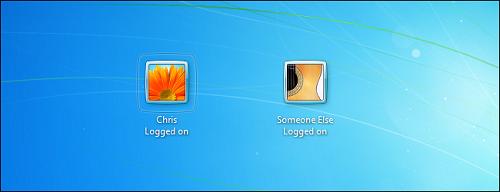 logon in computer