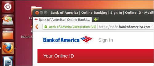 secure online banking on linux How To Securely Access Your Bank Accounts From Untrusted Desktops