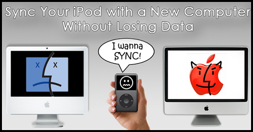 syncing ipods with anothe computer