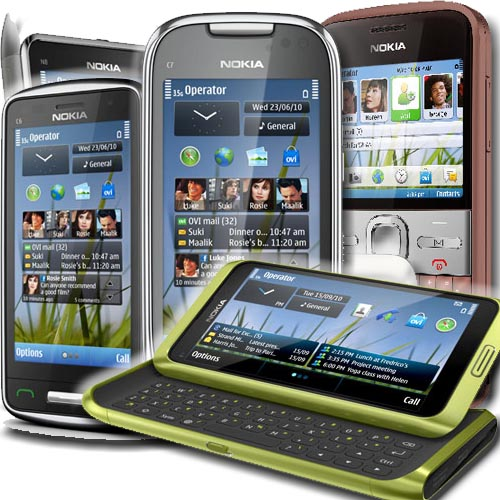 top five nokia smartphones 2010 Best Smartphones from Nokia Launched in 2011