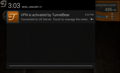 tunnelbear on android How To Connect To VPN Using Android
