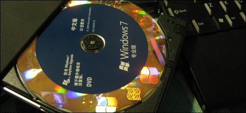windows 7 installation disc