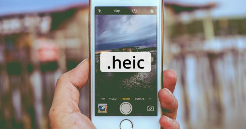 heic files